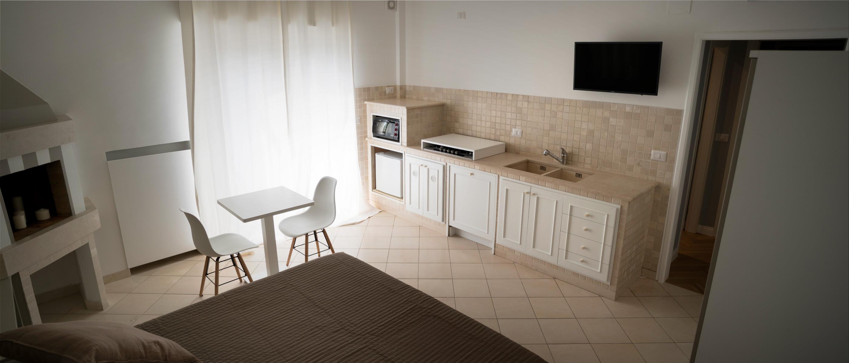 Mini Apartment Room56 Bed And Breakfast Bari Room In Bari
